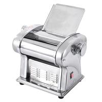 430 de aço Inoxidável household máquina de macarrão elétrica pressionando máquina de macarrão máquina 135 W comercial mecanismo 220 V/Hz 50