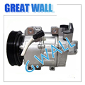 Auto A/C Compressor for CAR Nissan X-Trail T31 2.5L 92600JG300 92600ET82A 92600-ET82A