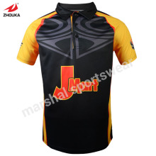 Guangzhou polo t shirt factory,new design polo t shirt,full sublimation custom polo T shirt wholesale china