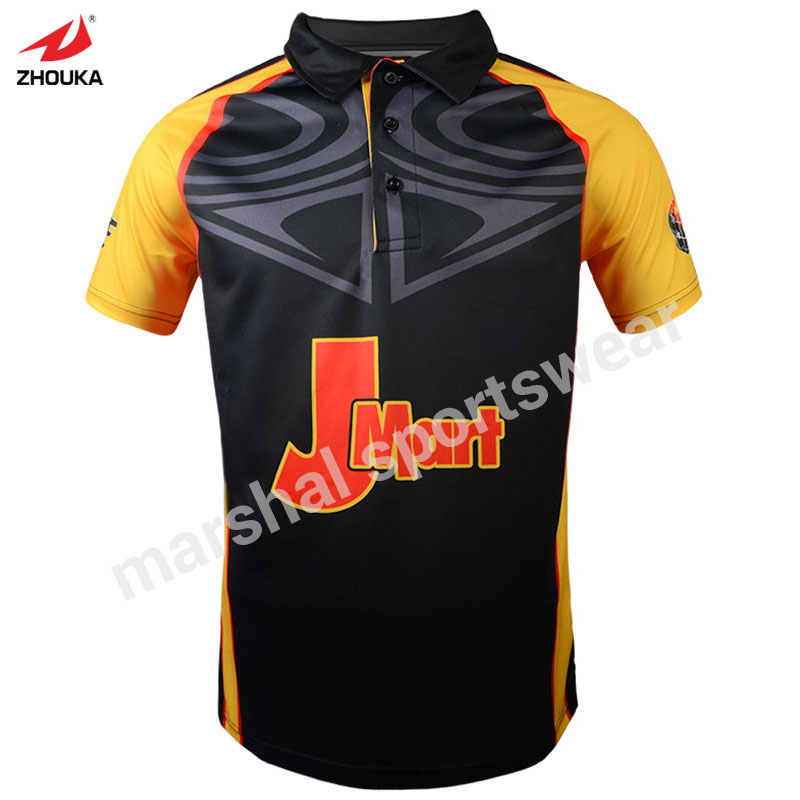 Guangzhou polo t shirt factory new design polo t shirt for Custom polo shirt manufacturers