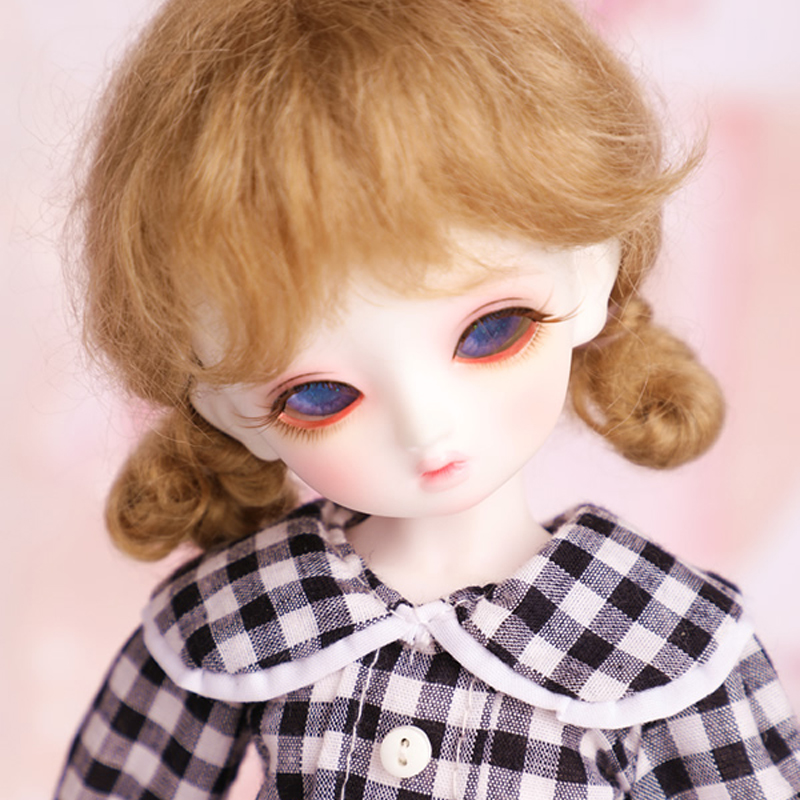 New Arrival Full Set 1/6 BJD Doll BJD/SD Fashion Cute Resin Doll With Make Up For Baby Girl Brithday Gift кукла bjd dc doll chateau 6 bjd sd doll zora soom volks