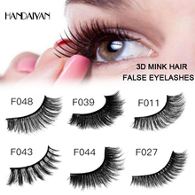 Most popular 1 pair 3D mink false eyelashes warped up Fake Eye Lashes Handmade dense make up full Strip Lashes unnlink new digital to analog audio adapter 192khz dac spdif optical toslink coaxial to r l rca 3 5 jack for ps4 led tv mi box