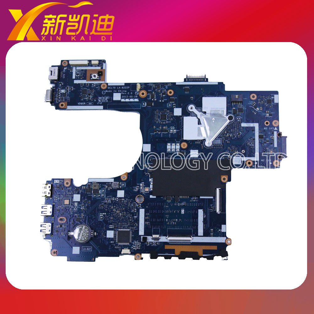For Asus K75V K75VJ K75VM motherboard R700VJ QCL70 LA-8222P Graphic GT 635M Laptop Motherboard Best Quality