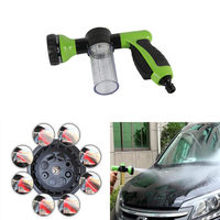 Multifunction Snow Foam Lance Cars Water Gun Automobiles Car Wash Pressure Washer For Home Auto Foam