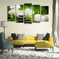 Горячий стиль могут быть выполнены по индивидуальному заказу коробке 5 пластины картины маслом на холсте художественная галерея в бытовых ...