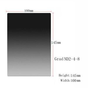 Image 4 - Фильтр для камеры 100*150, квадратный, нейтральная плотность, полный, ND 2 4 8 16, градиентный, ND 2 4 8 16, цветной, квадратный, фильтр серии Cokin Z для Canon N