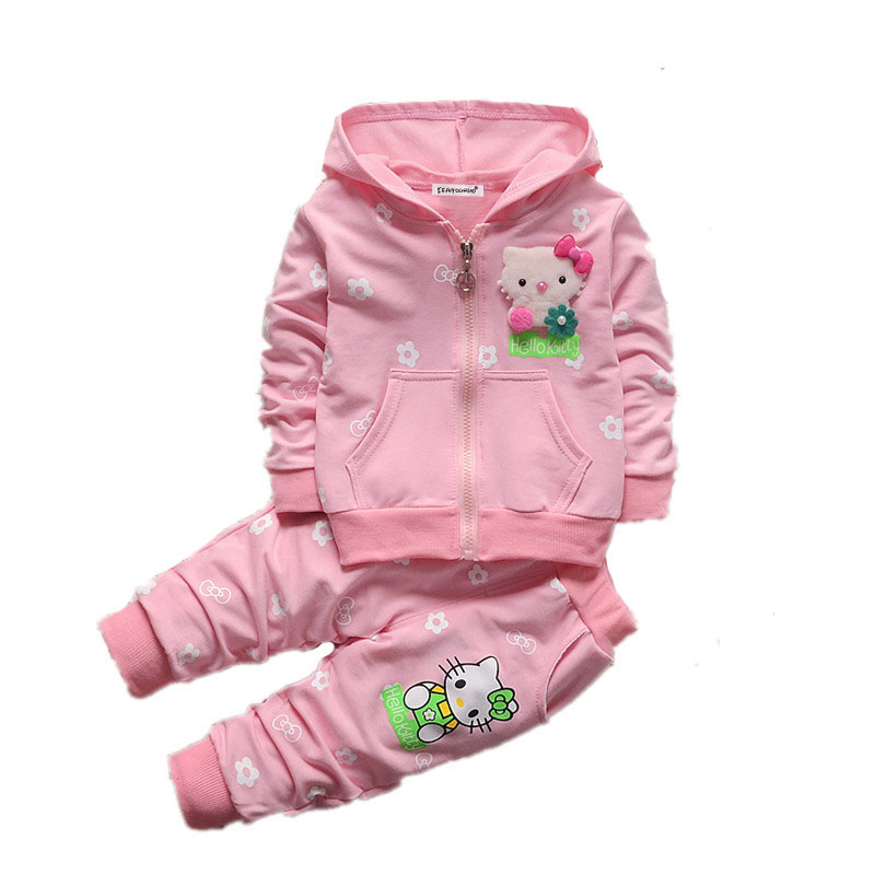 2017-New-autumn-spring-girls-set-cartoon-Children-Tracksuit-kids-clothing-suit-baby-girls-t-shirtpants-2-pcs-sets-suit-2