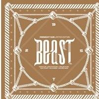 ФОТО BEAST B2ST 5TH MINI ALBUM - MIDNIGHT [LIMITED EDTION] + Photobook (84 pages)  Star Card (12 pcs) KPOP