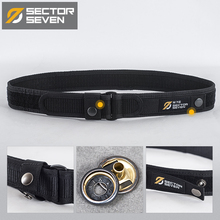 1000D Nylon Men s High Quality Military Equipment Brand Belt Tactical Outdoor Tactic Belt solid Army