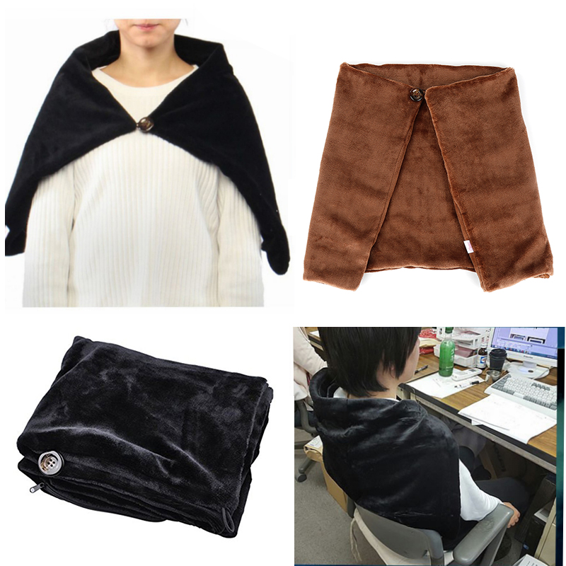 Maternal And Child Blanket Comfortable USB Heated Scarf Shawl Carbon Fiber Heating Blanket Electric Blanket Washable