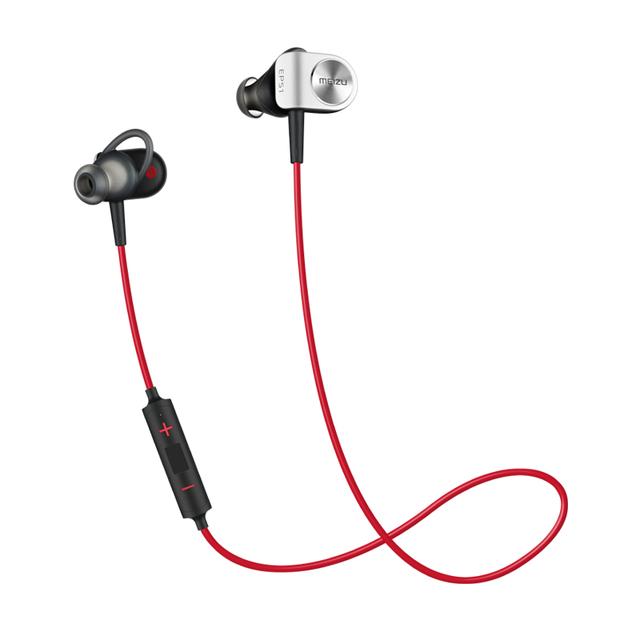Original meizu ep51 apt-x deportes wireless bluetooth headset auricular estéreo impermeable earhud con micrófono aleación de aluminio