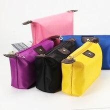 1 шт. многофункциональная косметичка, женская сумка-Органайзер для косметики, Женская сумочка, нейлоновая сумка для хранения, сумка для мытья, 5 цветов