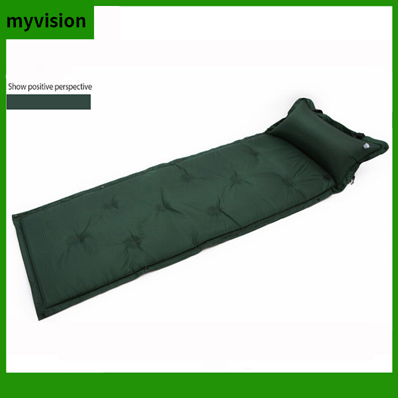 Myvision outdoor  automatic inflatable cushion outdoor tent camping mats inflatable bed mattress 2 colors are availableMyvision outdoor  automatic inflatable cushion outdoor tent camping mats inflatable bed mattress 2 colors are available