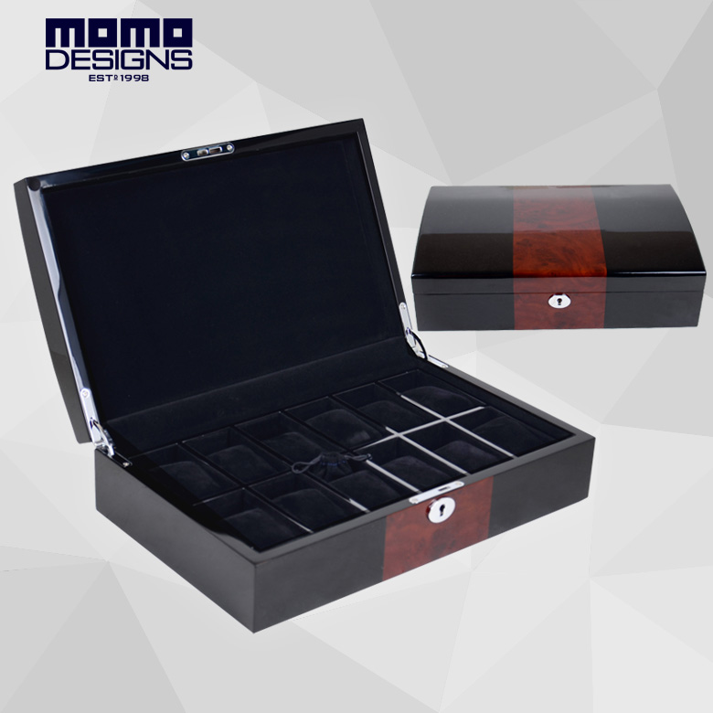 compare prices on mens watch storage online shopping buy low wooden watch box for 12 watches storage box wood watch display high quality mens watches box