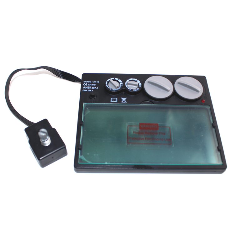 Solar Auto darkening welding/polish/grinding helmet/face mask/welding mask/cap's filter/lens for the welder and plasma cutter