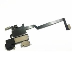 Image 3 - Cable flexible para Sensor de luz de proximidad para iPhone XS/ XS Max XR X 11 pro max, Sensor de proximidad ambiental con altavoz de oreja, piezas de repuesto