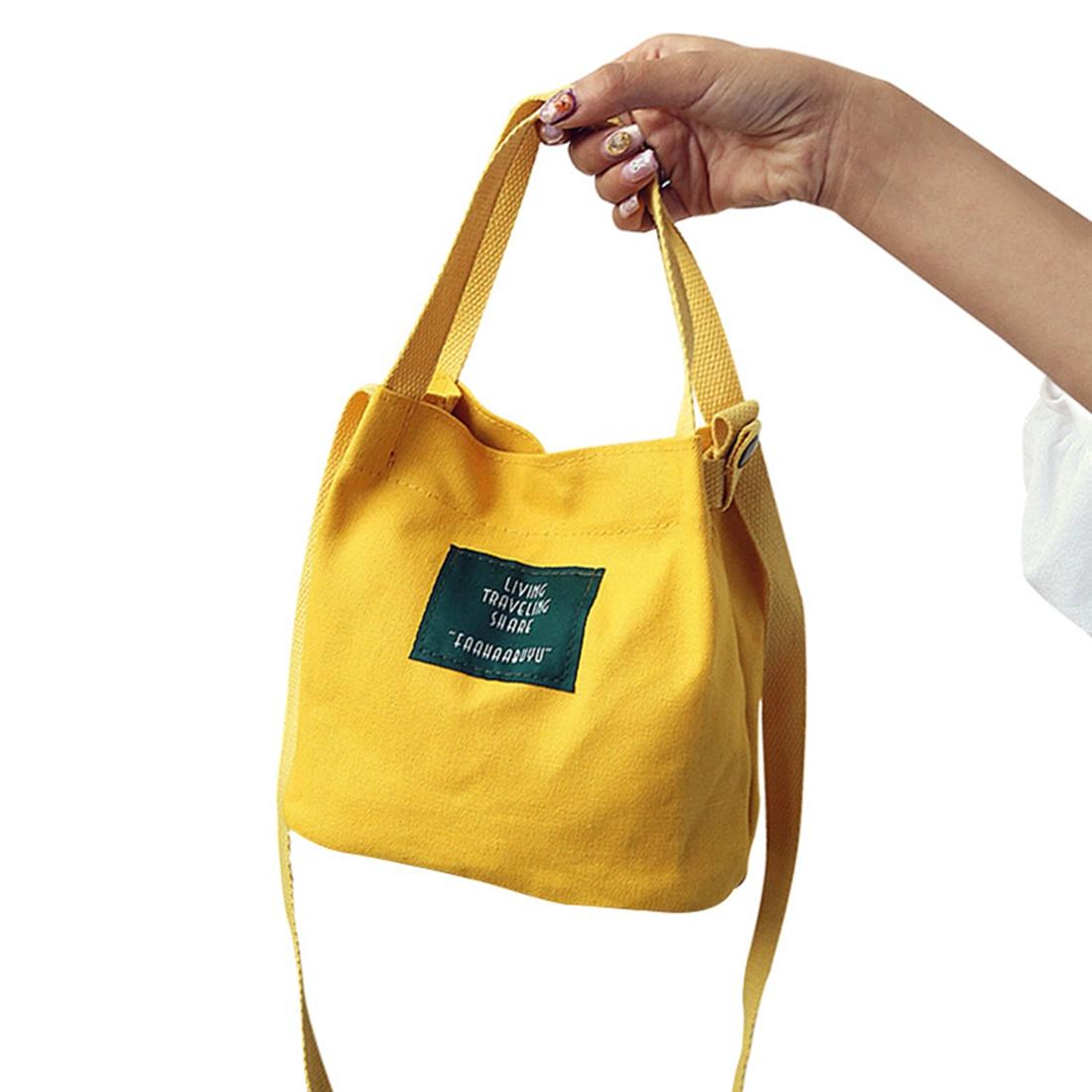 Crossbody Canvas Bag Woman Handbags Shoulder Bag Spring/Summer Canvas Shoulder Bag Student Messenger Corssbody Tote for Teens 2016 summer mix color cloth art shoulder woman bag leisure packages exclusively for export national bag