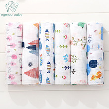Muslin Swaddle Blankets 1 Pack Baby Blanket for Newborns Swaddle
