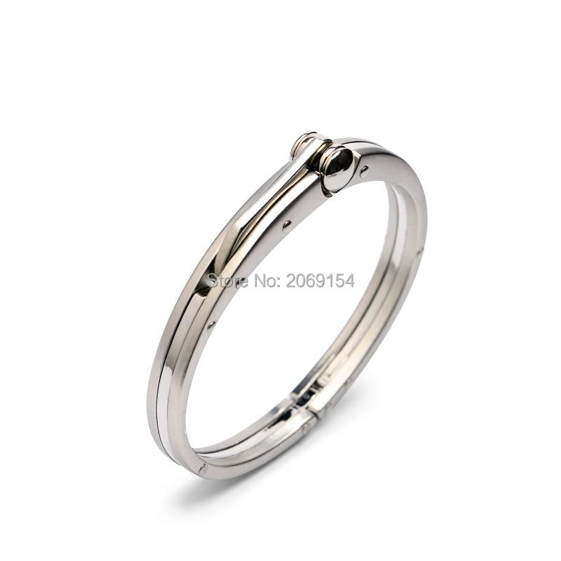 Металевий браслет для чоловіків - Модні прикраси - фото 3