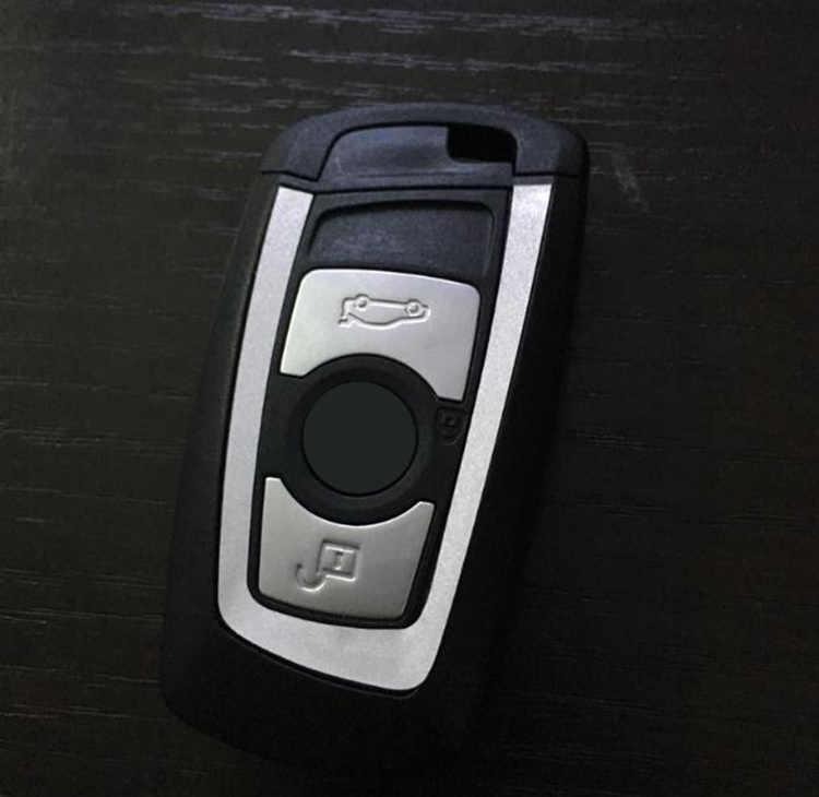 ل bmw مفتاح ملصق لسيارات BMW E46 E52 E53 E60 E90 F01 F20 F10 F30 F15 X1 X3 X5 X6 جديد 1 سلسلة 3 سلسلة 5 سلسلة سيارة التصميم
