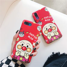 HYSOWENDLY Phone Case Japan Anpanman Cartoon Honor 9 10 V20 Silicone TPU Cover for Huawei Mate 20X P20 P30 Pro Nova 2s 3 3i 3E 4(China)