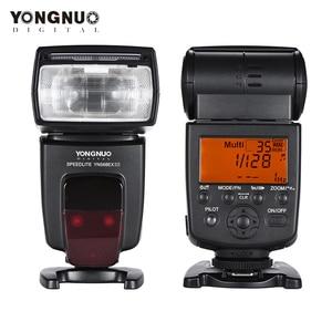 Image 1 - YONGNUO YN568EX III YN 568EX III TTL Wireless HSS Flash Speedlite for Canon Nikon DSLR Camera Compatible YN600EX RT II YN568EXII