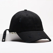 2017 summer new hat male baseball hat female sun hat leisure golf cap man fashion baseball cap black