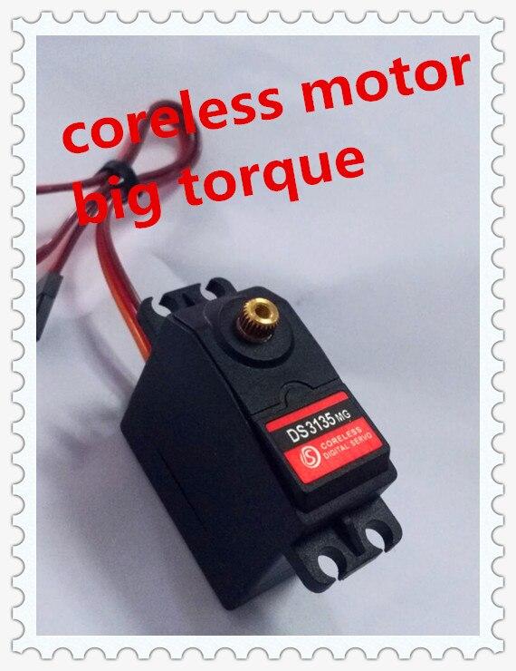35kg high torque Coreless motor servo Metal gear digital servo arduino servo for Robotic DIY RC