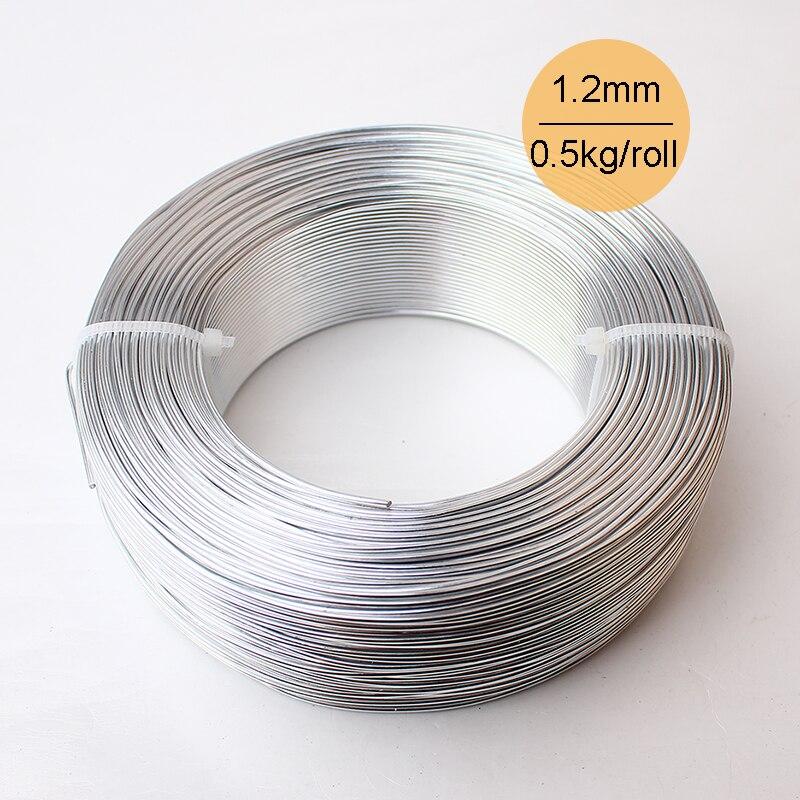 Wholesale Thickness 1.2mm 16 Gauge 0.5kg/pc 185m Making Dead Soft ...