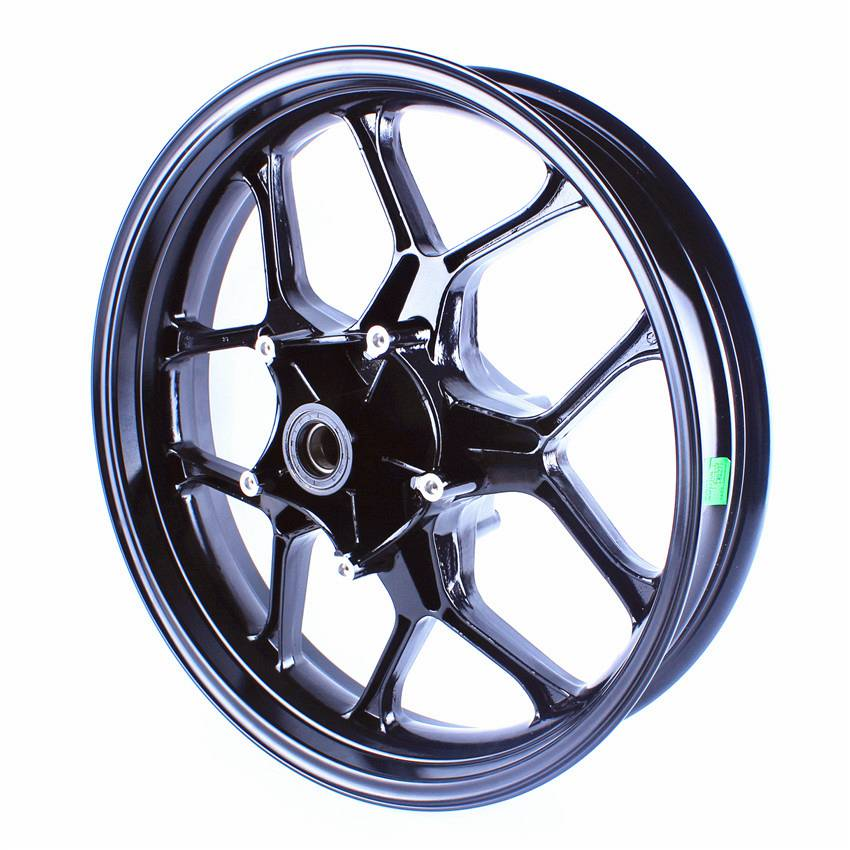Front Wheel Rim Motorcycle Black For Yamaha YZF R1 2015 2016