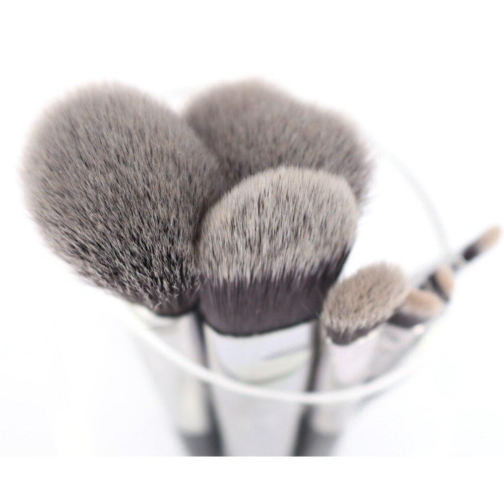 Tesoura de Maquiagem jogo de escova de viagem Function : Full Function Makeup Tools Kit