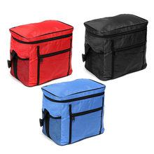 Newest Thermal Cooler Waterproof Insulated Portable Picnic Lunch Bag Travel Ice Box Bag Hiking Camping Sports Bags Outdoor Bags