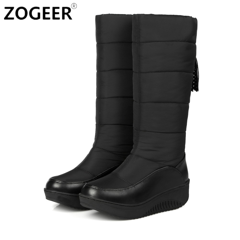 Online Get Cheap Fashion Winter Womens Winter Warm Shoes Snow ...