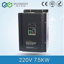 220 V/380 V 7.5KW 10HP VFD инвертор с переменной частотой