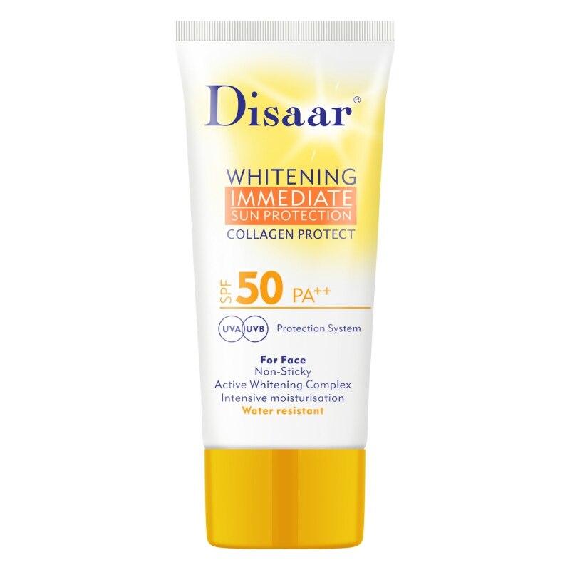Facial Body Sunscreen Whitening Cream Sunblock Skin Protective Cream Anti-Aging Oil-control Moisturizing SPF 50 PA+ Skin Care