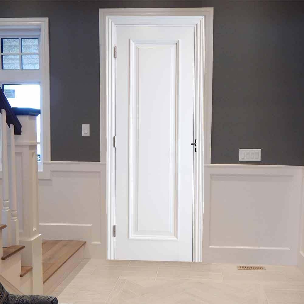 95x215cm New European Pattern Door Stickers 3D Wallpaper Bedroom Living Room Door Murals PVC Self Adhesive Waterproof Home Decor