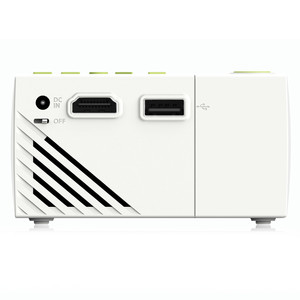 Image 5 - Excelvan YG310 обновленный YG300 светодиодный портативный проектор 800LM 3,5 мм 320x240 HDMI USB Мини проектор домашний медиаплеер Поддержка 1080p