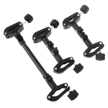 3Pcs Outdoor Toddler Accessory Baby Cart Assemble Connector Joint Linker Adjustable Length Twin Baby Stroller Connect Adapter