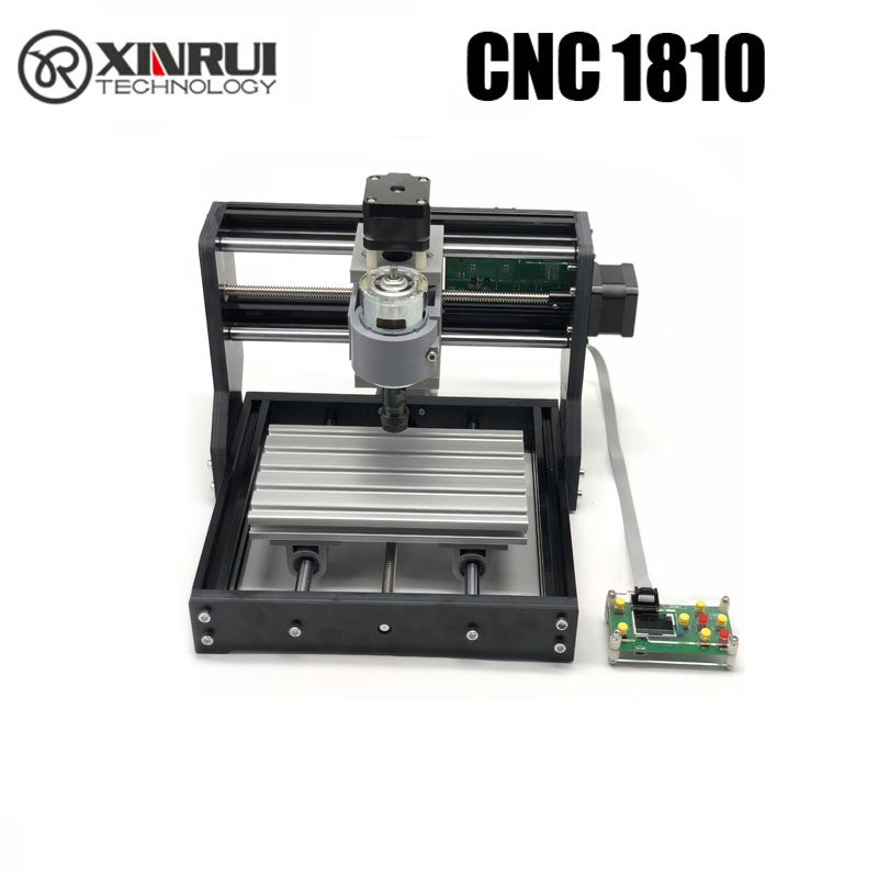 CNC 1810 ER11 GRBL control Diy CNC machine,3 Axis pcb Milling machine,Wood Router laser engraving,with offline controller offline dsp control system engraving machine ly cnc 6090l linear guide engraving machine cnc router