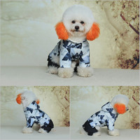Nicrew Fashion Pet Dog Puppy Cotton Chihuahua Clothing Warm Winter Dog Clothes Coat For Small Medium
