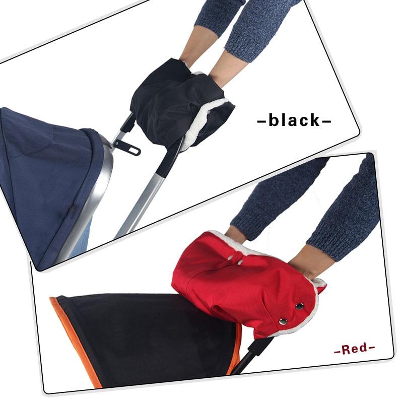 Winter Gloves Strollers 529354 sarung tangan aksesori kereta dorong bayi untuk kereta bayi dalam sarung tangan kereta bayi hari yang sejuk