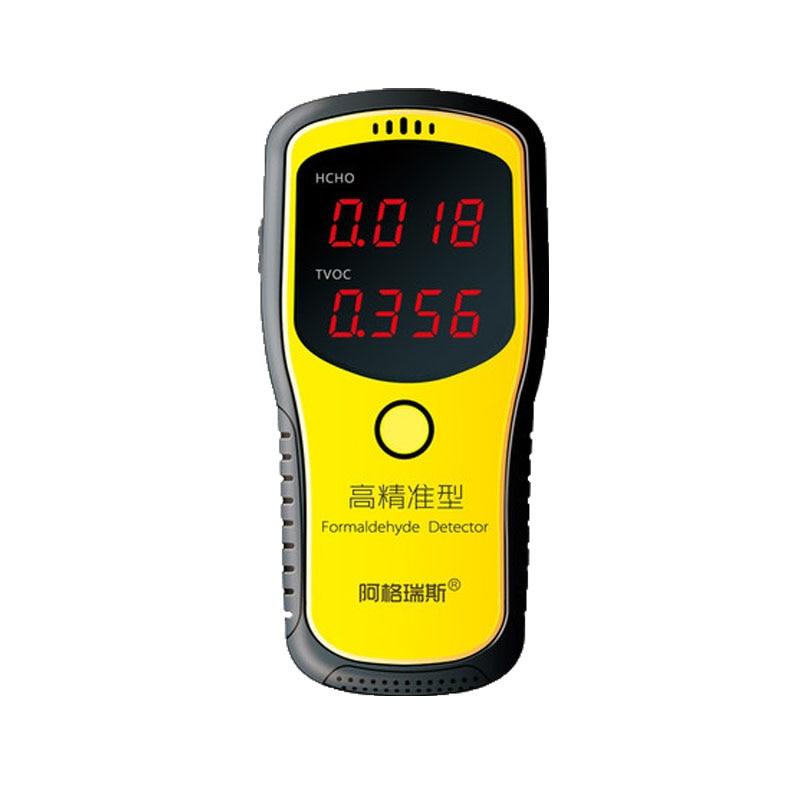Détecteur de formaldéhyde WP6900, compteur de benzène et de covt
