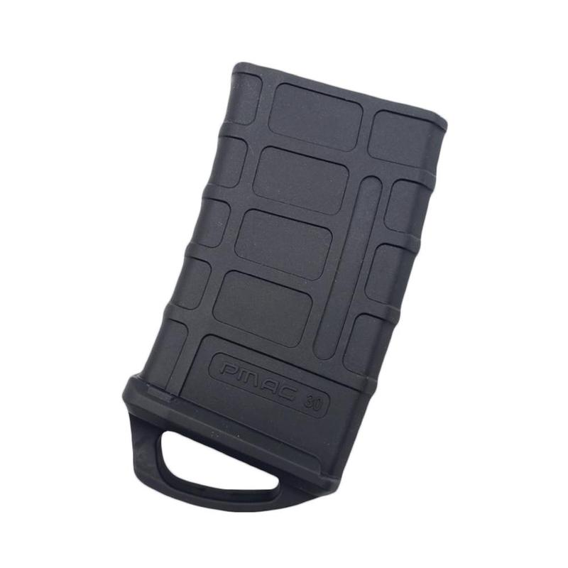 M4 Fast Magazine Rubber Holster Anti-slip Pouch Outdoor Toy Accessories