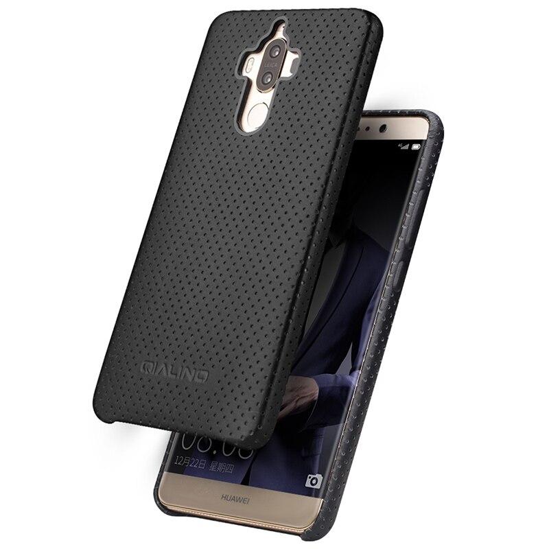 Huawei Mate9 Pro Lüks Geri Qutusu 5.9 / 5.5 düym olan Huawei Ascend - Cib telefonu aksesuarları və hissələri - Fotoqrafiya 2