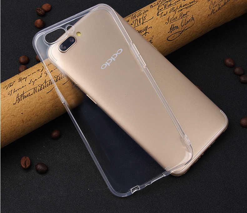 Ponsel Case Transparan Lembut TPU Kembali Cover UNTUK OPPO A33/A31t/A37/A39/A53/A57 /A59/A73/A79/A83 R7/R7s/R9/R9s/R11/R11s PLUS