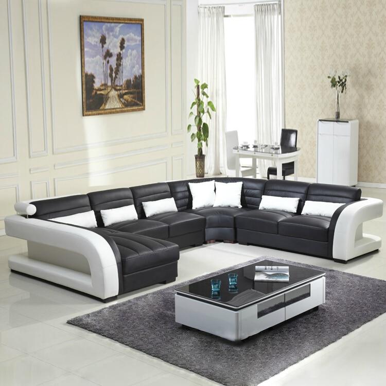 Hot S Genuine Leather Sofa Living
