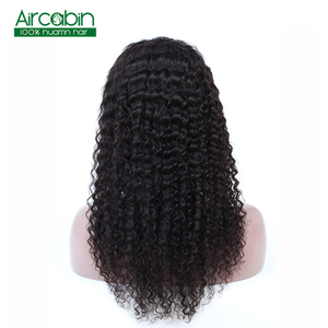 Indian Deep Wave Wig Unit Lace Front Human Hair Wigs 12x3 Pre Plucked Lace Wig With Baby Hair 130% Perucas De Cabelo Humano