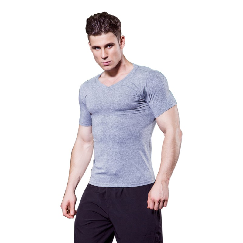 New Compression Quick Dry Tight Tracksuit Men Training Fitness Long Sleeve Shirt Pants Male O-Neck Gym Running Set Sport Suit