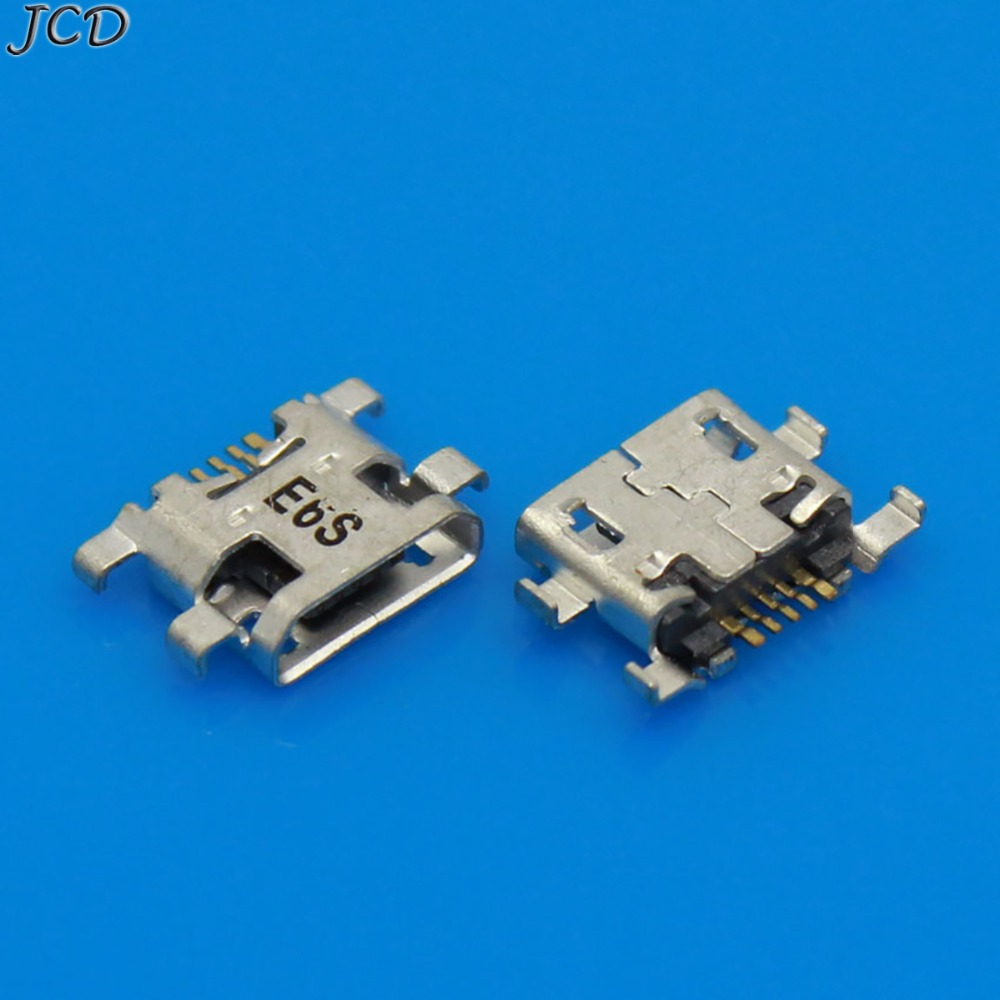 JCD 1pcs Micro Mini For Huawei Mate S Honor V9 Play Honor 6 G7 USB Jack Socket Connector New Honor Charger Charging Port Plug