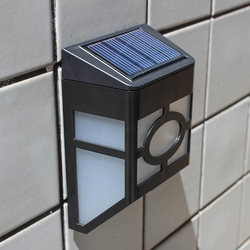 Открытый Солнечный свет открытый настенный светильник светодиодный бытовой Солнечный сад вне света настенные светильники FG206